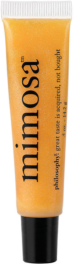 philosophy lip shine, melon daiquiri 0.5 oz (14.2 g)