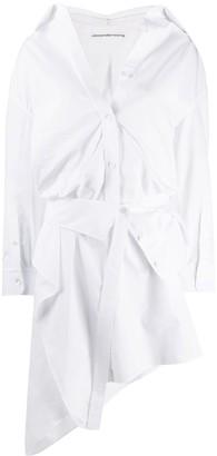Alexander Wang 1WC2206324 100 WHITE Natural (Vegetable)->Cotton