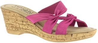 Easy Street Shoes Women's Lauria Wedge Sandal