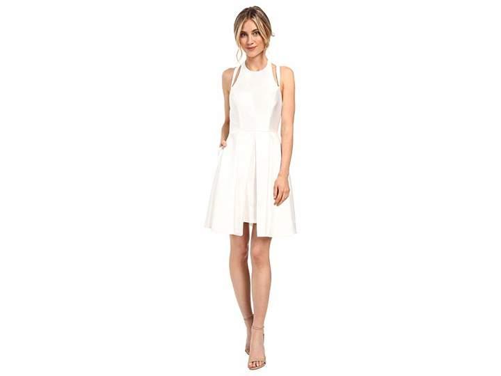 Faviana Mikado w/ Overskirt 7859 Women's Dress