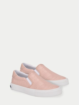 Tommy Hilfiger Textured Slip-On Sneaker