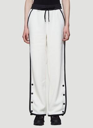 MONCLER GRENOBLE Press-Stud Detail Pants