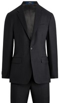 Ralph Lauren Polo I Pinstripe Wool Suit