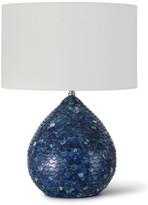REGINA ANDREW Sirene Table Lamp (Blue)