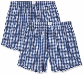 Esprit Men's Aubehrt Woven Shorts Boxer