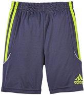 adidas Futsal Short (Toddler/Kid) - Dark Grey - 4