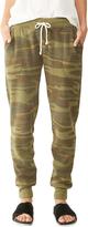 Alternative Printed Eco Fleece Jogger Pants