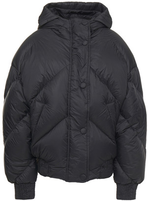 Ienki Ienki Dunlop Quilted Shell Down Hooded Jacket