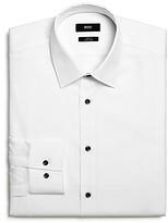Boss Jano Solid Slim Fit Dress Shirt