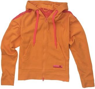 Stella Mccartney Pour Adidas Orange Cotton Jackets