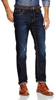 Tom Tailor Men's Jeans uni 1/1 Marvin Straight Straight Jeans