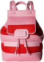 Moschino Mesh Backpack Backpack Bags