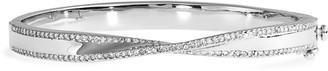 Nordstrom Pave Rim Twist Bangle Bracelet