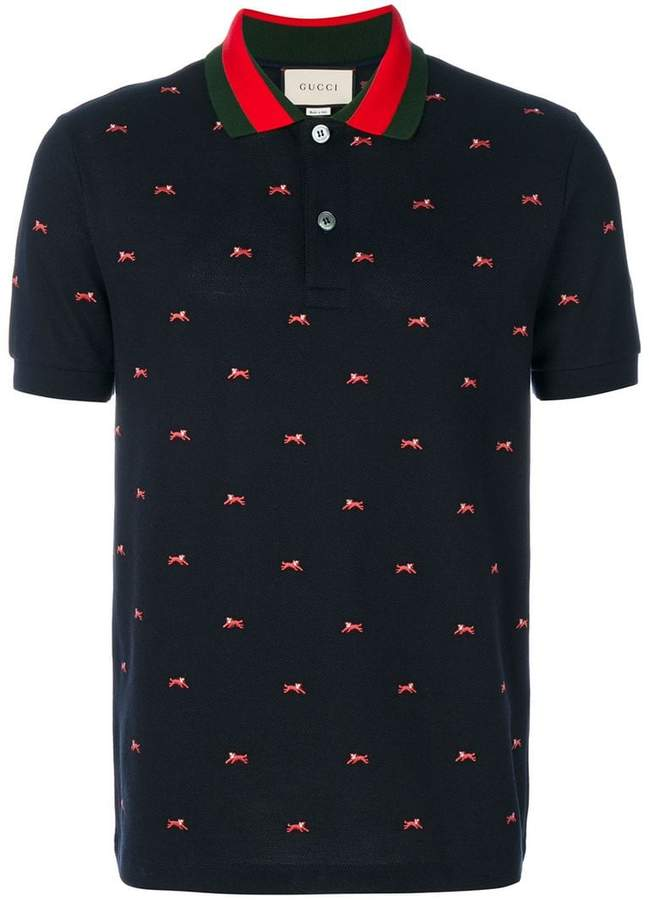 ef3ee2be Gucci Men's Polos - ShopStyle