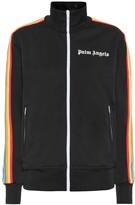 Palm Angels Logo track jacket