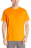Stanley Tools Men's Workwear and Training Short Sleeve Performance Crew Neck Tee Shirt