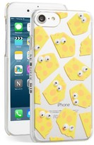 Skinnydip Googly Eye Edam Iphone 7 Case - Yellow