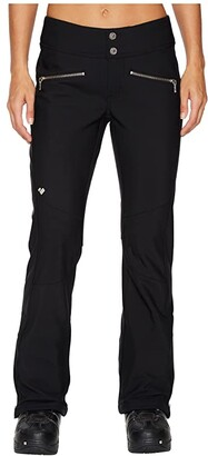 Obermeyer Clio Softshell Pants (Black) Women's Casual Pants