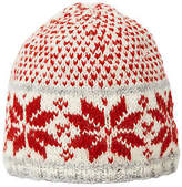 Joe Browns Knitted Snowflake Beanie Hat