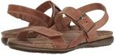 Naot Footwear Norah (Latte Brown Leather) Women's Shoes