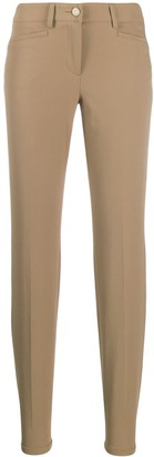 Cambio Cropped Slim-Fit Trousers