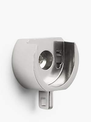 John Lewis & Partners Revolution Multi-Functional Pole System Recess Bracket, 30mm