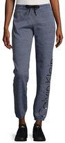 Calvin Klein Logo Drawstring Sweatpants