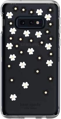 Kate Spade Galaxy S10e Floral Cascade Protective Phone Case