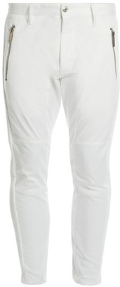 DSQUARED2 Biker Fit Stretch Cotton Twill Cargo Pants