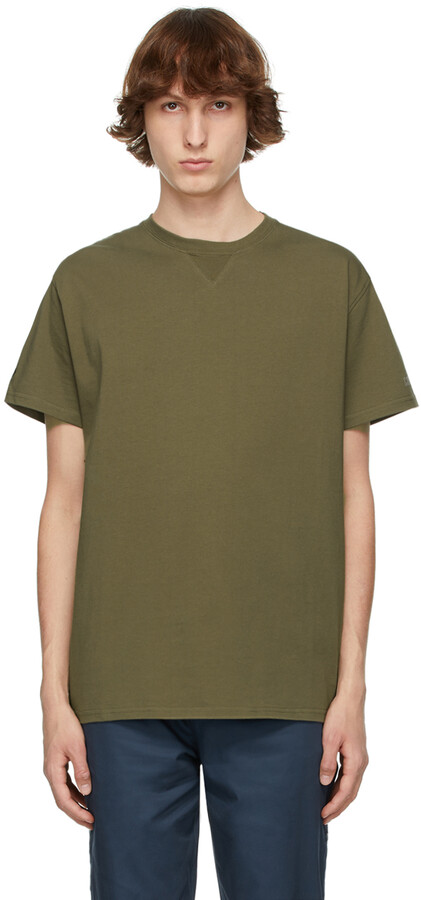 Thumbnail for your product : Converse Khaki Kim Jones Edition Cotton T-Shirt
