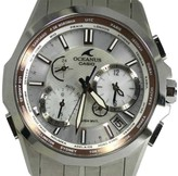 Casio Oceanus Titanium Solar Radio 41mm Mens Watch