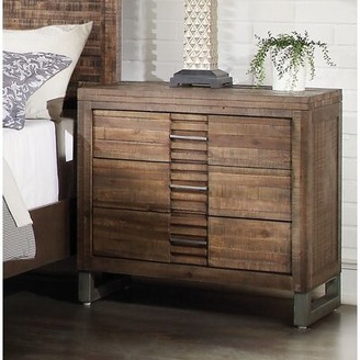 Alsup 3 Drawer Nightstand Foundry Select