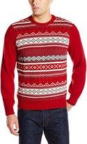 Dockers Fair Isle Crew-Neck Sweater