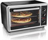 Hamilton Beach Countertop Oven with Convection Oven & Rotisserie