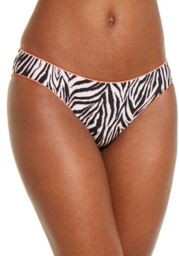 Becca Animal Kingdom Reversible Printed Hipster Bottoms Women's Swimsuit