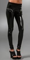 Zip PVC Leggings
