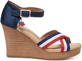 Toms Election Charms Women's Strappy Wedges