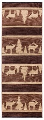 Millwood Pines Escalante Brown Beige Area Rug Rug Size Runner 2 7 X 7 4 Shopstyle