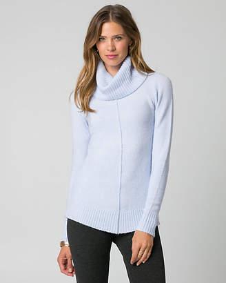 Le Château Boucle Cowl Neck Sweater