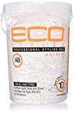 Ecoco Eco Style Gel, Clear, 80 Ounce