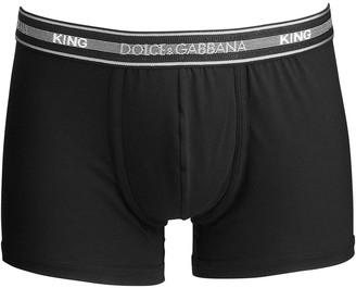 Dolce & Gabbana Men's Regular Boxer Briefs