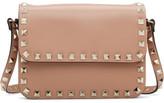 Valentino Rockstud Shoulder Bag With Flap - New Model