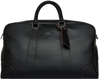Ted Baker Faux Leather Duffle Bag