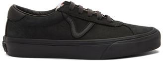 Vans Black Nubuck Epoch Sport LX Sneakers