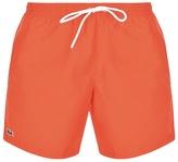 Lacoste Swim Shorts Orange