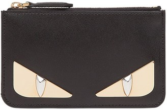 Fendi Bag Bugs zipped wallet