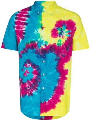 Polo Ralph Lauren Oxford tie-dye shirt