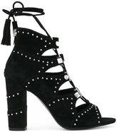 Ash Alexa sandals - women - Leather/Suede - 38