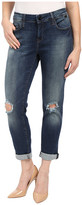 Mavi Jeans Petite Ada in Medium Blue