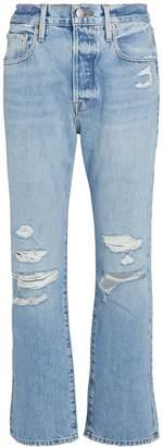 Frame Le Original Distressed Jeans